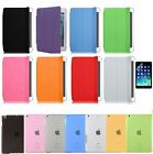 Smart cover with back case Magnetic Ultra Slim Wake Sleep for new Apple iPad air