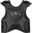 New Icon Field Armor Stryker Motorcycle Vest - GREEN  ALL SIZES FREE FAST SHIP