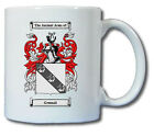 GREENALL COAT OF ARMS COFFEE MUG