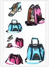 New Portable Travel Bag Pet Cat Dog Carrier Soft Sided Comfort Travel Tote Bag