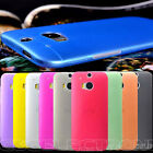 1x New 0.3mm Ultra Thin Hard case cover for HTC One 2 II M8