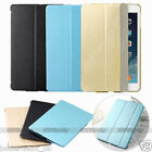 Ultra Smart Magnetic Slim Stand PU Leather Case Cover For Apple iPad Air 5th Gen