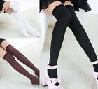 Women Girl CuteSweet Heart Lolita Legging Stocking Thighhigh Sock Dance Cosplay
