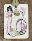 Hang Tags  FRENCH PARIS FASHION CORSET TAGS or MAGNET #173  Gift Tags