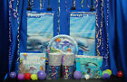 Dolphin Party Set # 8 Dolphin Party Supplies Party For 18