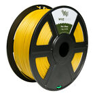 WYZ 3D Printer Filament 1.75mm 3mm ABS/PLA/PETG/TPU 1kg/2.2lb  MarkerBot Spool