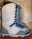NEW 2012 Thirty Two Prion snowboard boots, mens 8/womens 9  wh
