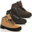 MENS WORK SAFETY SHOES STEEL TOE CAP LACE UP ANKLE BOOTS SIZE