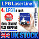 4x NGK LPG1 #1496 LPG GAS LaserLine Spark Plugs MORGAN PLUS 8 4.6 LPG 97? 99