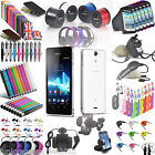 Sony Xperia V LT25i Funky Accessories Cases & Gadgets