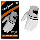 MACGREGOR DX ALL WEATHER GOLF GLOVE - 2014 NEW CLUB LEATHER CABRETTA