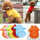 Pet Puppy Dog/Cat Clothes Apparel T-Shirt Tee Outdoor Polo Shirts Casual Tops❤