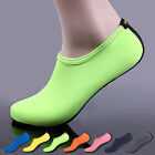 Freely SKIN SHOES AQUA WATER socks BEACH YOGA shoes SURF MADE IN KOREA UK 0609