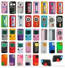 Retro Gadgets Soft Silicone Rubber Gel TPU New Case Cover Skin For iPhone 4 5 6