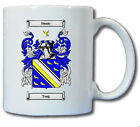 TONG COAT OF ARMS COFFEE MUG