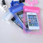 New Transparent Waterproof Underwater Pouch Bag Dry Cover Case For Mobile Phones