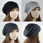 DOUBLE LAYER COTTON SLOUCHY BEANIE HAT #LHT226