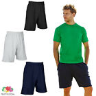 Restposten Fruit of the Loom Lightweight Shorts kurze Hose Sweat Sporthose Neu