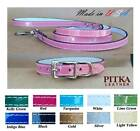 Small Dog Collars and Dog Leashes - Cute Collars for Toy Dogs made in USA - XS-S