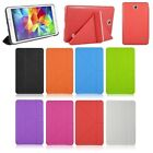 """Smart PU Leather Stand Case Cover For Samsung Galaxy Tab 4 7"""" 7inch T230 Tablet"""