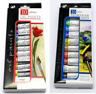 Oil and watercolour Paint sets