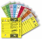 tag dealer - Versa-Tags Versa Key Tags #200 - Car Dealer Key Tags Box of 250 with Rings Auto