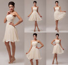 Sweetheart Prom Dress Evening Cocktail Party Wedding Bridesmaid Dress Ball Gown