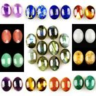 18x13mm Oval flatback Cabochon CAB Kinds Ring Face Jasper Gemstone
