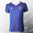 Adidas Originals Frankreich Herren Trikot  France Fan Tee WM T-Shirt blau