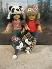 "Animal Hat for 18"" dolls American Girl doll Clothes new Free Shipping"