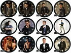 SUPERNATURAL JENSEN ACKLES PHOTO WALL CLOCK FAN GIFT