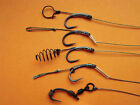 20 mixed hair rigs on teflon hooks,course,carp,fishing tackle