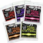 NEW Ernie Ball M-Steel Slinky Electric Guitar Strings