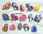 MY LITTLE PONY LOOM BAND ,CROC,JIBBITZ CHARMS,BRAND NEW,