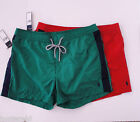 "NWT Ralph Lauren Mens 4"" Green or Red Swim Boxers Swim Suit Sz XL NEW $75"
