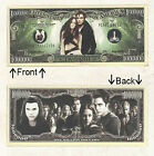 Twilight One Million Dollars Novelty Bill Notes 1 5 25 50 100 500 or 1000