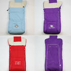 Baby Stroller Fleece Sleeping Bag Footmuff Sack Infant Pushchair Fleabag,1-3Y