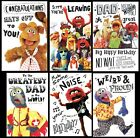 THE MUPPETS ~ OFFICIAL DISNEY Cards ~ For All Occasions