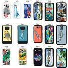 Retro Vintage Thunderbirds cartoon cover case for Samsung Galaxy S2 S3 S4 S5 Min