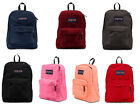 JanSport Superbreak Backpack Navy Red Grey Black New