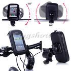 Mobile WaterProof Bicycle MotorBike Bike Handle Bar Case Holder For Cell Phones