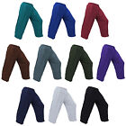 Cool Lightweight & Comfortable Baggy Summer Casual Pants Trousers - Many Colours