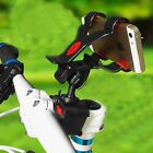 Bike Bicycle Handle Handlebar Mount Cradle Holder Stand For Mobile Cell Phone