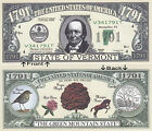 1791 U.S.A. State of Vermont VT Novelty Bill Notes 1 5 25 50 100 500 or 1000
