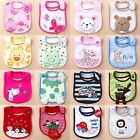 CT - 1 Pcs Cartoon Baby Infant Feeding Babies Boys Girls Bib