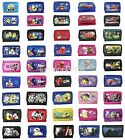 Внешний вид - Licensed Kid's Tri-fold Canvas Wallet Disney Mickey, Minnie Mouse, Cars,Avengers