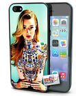 Iggy Azalea Jewels trill swag dope iPhone 4 4S 5 5S 5C case illuminati hipster