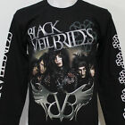 BLACK VEIL BRIDES Long Sleeve T-Shirt 100% Cotton New Size S M L XL 2XL 3XL