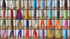 Long Thai Fisherman Yoga Meditation Massage Maternity Exercise Pants 35 Colours