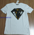 SUPER JUNIOR Siwon Eunhyuk SPAO SM 2011 WHITE T-SHIRT NEW